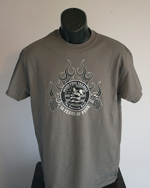 2019 charcoal shirt front