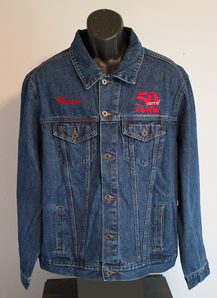 2019 50YOF Denim Jacket